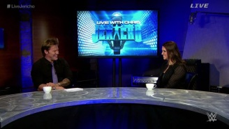 Chris Jericho And Stephanie McMahon Discuss Rivalries, Ronda Rousey, And 'The Dukes Of Hazzard'