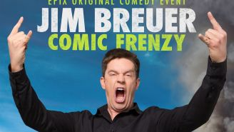Jim Breuer loves Dr. Kevorkian in this exclusive new standup clip