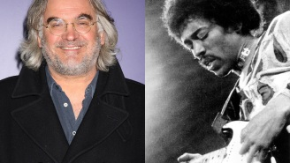 Legendary Pictures and Paul Greengrass moving forward on Jimi Hendrix biopic