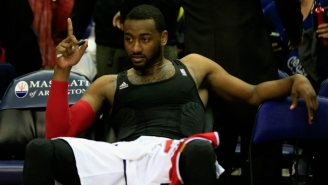 John Wall And His Entourage Were Reportedly Kicked Off An Airplane In Las Vegas