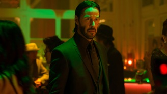 Keanu Reeves Is Officially Back For 'John Wick 2'
