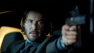 It's official! Keanu will shoot even more faces in 'John Wick 2'