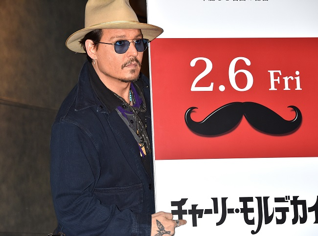 johnny depp 10 years prison australia