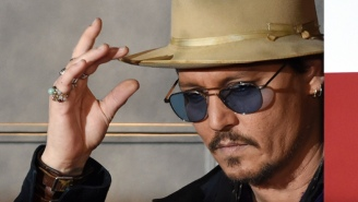 Comments Of The Week: Johnny Depp's Accessories Edition