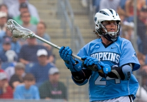 Johns Hopkins Nailed The Hidden-Ball Trick For A Lacrosse Goal