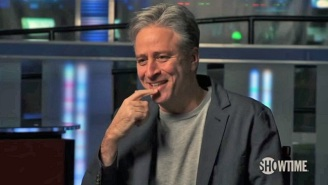 Watch Jon Stewart Talk About What Motivates Him To Go Into Work