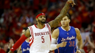 Josh Smith Is The Rockets' Best Hope To Upset The Warriors