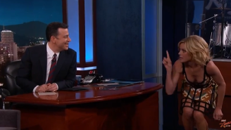 Julie Bowen Tells The Tale Of Almost Getting Kicked Out Of A Lakers Game