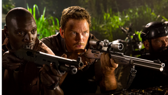 Raptors Are On The Attack In The New TV Spot For 'Jurassic World'