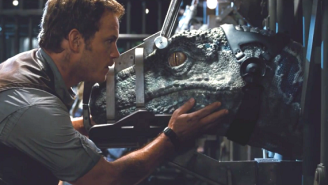 Latest 'Jurassic World' Featurette Promises To Make You Feel Like A Terrified Kid Again