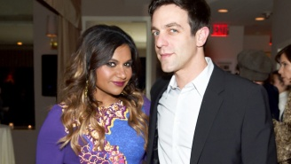 Mindy Kaling And B.J. Novak Are Writing A Book Together About Their Weird Relationship