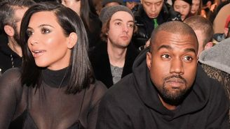 Kanye Threw Kim Kardashian A Surprise Birthday Party And Made Everyone Wear Baby Bumps
