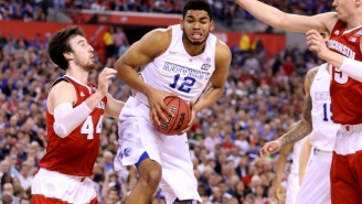 Potential Top Pick Karl-Anthony Towns Is A Lifetime Knicks Fan, For What It's Worth