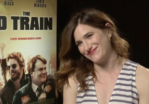 Kathryn Hahn on the most awe-inspiring comedian she's ever worked with