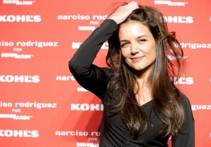 Katie Holmes Discusses The Possibility Of A 'Dawson's Creek' Reunion