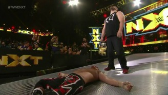 The Best And Worst Of WWE NXT 4/29/15: A Rage Before Dying