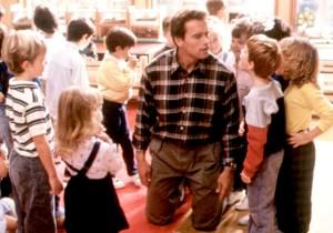 Arnold Schwarzenegger Talks About 'Kindergarten Cop' Being His Favorite Of His Films