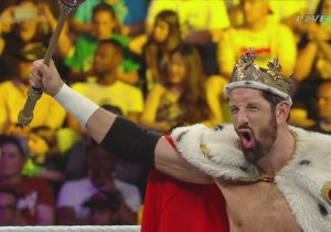 King Barrett Has Officially Lost His First Name As 'Wade' Gets Banned From WWE TV