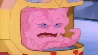 Krang Might Finally Be Getting The Live Action Treatment In The Sequel To 'TMNT'