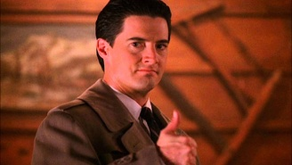 David Lynch Is Back On Board Showtime's 'Twin Peaks' Revival Series