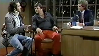 David Letterman, Andy Kaufman, And The Interview That Changed Pro Wrestling In Popular Culture
