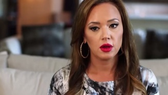 'There's A Lot Of Healing': Actress Leah Remini Talks About Leaving Scientology