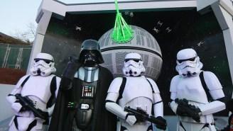 LEGOLAND California Used Half A Million LEGO Bricks To Build The Death Star