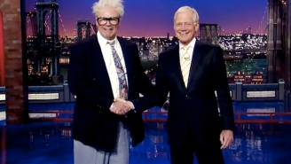 Will Ferrell Revived His Harry Caray Impersonation For David Letterman