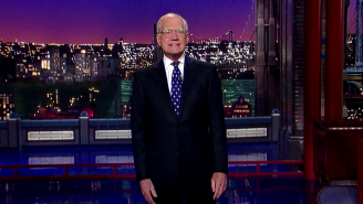Here's A Compilation Of So Many Of David Letterman's Best Moments On 'The Late Show'