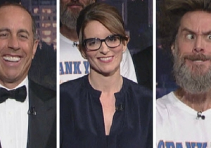 Check Out David Letterman's Star-Studded Final 'Top 10' List