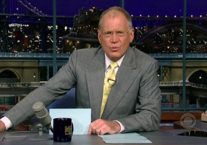 What's On Tonight: Letterman's Last Episode And The 'Supernatural' Season Finale