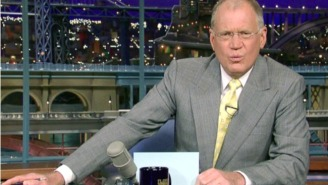 Last Night Was A Reminder Of What We're Losing Now That David Letterman Is Retiring