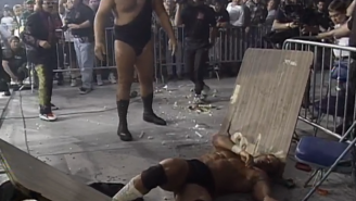 The Best And Worst Of WCW Monday Nitro 5/13/96: Tabled For A Later Date