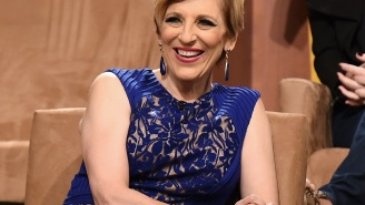Here's The Poster For Lisa Lampanelli's EPIX Comedy Special, 'Back To The Drawing Board'