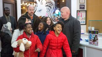 Review: 'Louie' – 'Sleepover': One little goat…