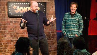 Season finale review: 'Louie' – 'The Road, Part 2': I am the Ass Man