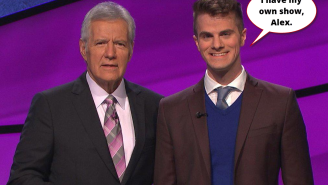 His snap on Jeopardy! was just a small dose of his fabulousness