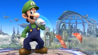 The Internet Has Figured Out The Exact Length Of Luigi's Penis, Much To Nintendo's Chagrin