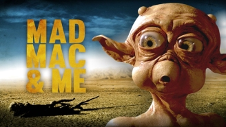 'Mad Max: Fury Road' Meets 'Mac And Me' In This Crazy Trailer Mash-Up