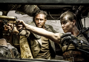 Misogynists are boycotting feminist 'Mad Max: Fury Road' which is one more reason to see it