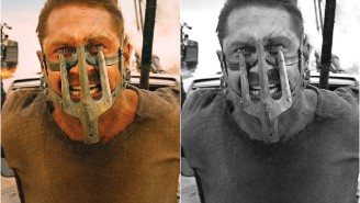 A Black And White Version Of 'Mad Max: Fury Road' Will Be Featured On The Blu-Ray