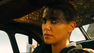 Charlize Theron Did Not Get Along With Tom Hardy While Making 'Mad Max: Fury Road'