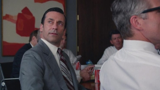 Jon Hamm Explains The Last Scene In The 'Mad Men' Series Finale