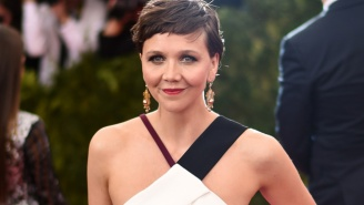 Maggie Gyllenhaal Was Told She's 'Too Old' To Play The Love Interest To A 55-Year-Old