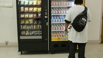 A Petty Thief In England Has Been Legally Banned From Using Any Vending Machines For The Next Five Years