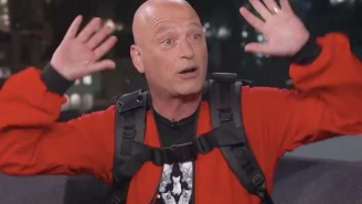 Howie Mandel Told The Most Delightfully Insane Story About Having To Buy Jock Itch Cream