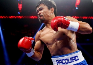 Manny Pacquiao Fought Floyd Mayweather With A 'Significant Tear' In His Rotator Cuff