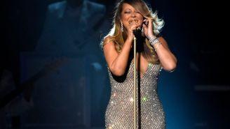 Mariah Carey brought back 'Vision of Love' at the Billboard Music Awards