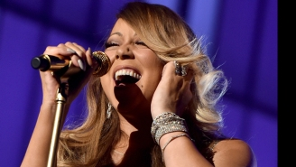 Watch Mariah Carey's Epic High Note Fail At The Billboard Music Awards