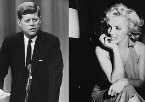 The Craziest Rumors About John F. Kennedy And Marilyn Monroe's Alleged Affair, Ranked
